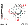 Предно зъбчато колело (пиньон) JTF824,16 thumb