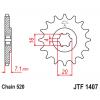 Предно зъбчато колело (пиньон) JTF1407,10 thumb