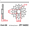 Предно зъбчато колело (пиньон) JTF1442SC,14 thumb