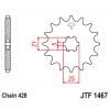Предно зъбчато колело (пиньон) JTF1467,13 thumb