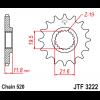 Предно зъбчато колело (пиньон) JTF3222,11 thumb