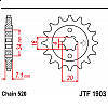 Предно зъбчато колело (пиньон) JTF1903,12 thumb