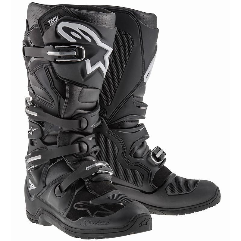 Ботуши ALPINESTARS TECH 7 BLACK ENDURO