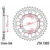 Задно зъбчато колело JTA1303,47 thumb