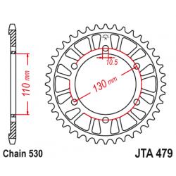 Задно зъбчато колело JTA479,43