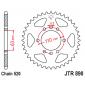 Задно зъбчато колело JTR890,45 thumb