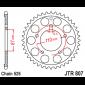 Задно зъбчато колело JTR807,47 thumb