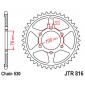 Задно зъбчато колело JTR816,42 thumb