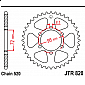 Задно зъбчато колело JTR820,42 thumb