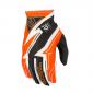 Мотокрос ръкавици O'NEAL MATRIX RACEWEAR BLACK/ORANGE