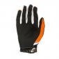 Мотокрос ръкавици O'NEAL MATRIX RACEWEAR BLACK/ORANGE thumb