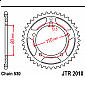 Задно зъбчато колело JTR2010,49 thumb