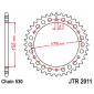 Задно зъбчато колело JTR2011,45 thumb