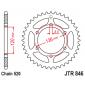 Задно зъбчато колело JTR846,40 thumb