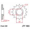 Предно зъбчато колело (пиньон) JTF1593,14 thumb