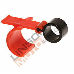 Мото ключалка за транспортиране на мотор 38136 Orange