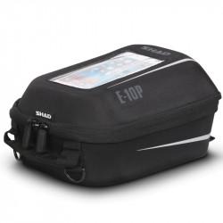 Чанта за резервоар SHAD E10P - PIN SYSTEM