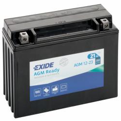 Мото акумулатор EXIDE 12V - AGM12-23