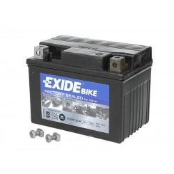 Мото акумулатор EXIDE 12V - AGM12-4