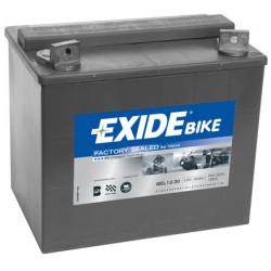 Мото акумулатор EXIDE 12V GEL12-30