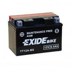 Мото акумулатор EXIDE 12V - YT12A-BS