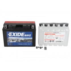 Мото акумулатор EXIDE 12V - YT9B-BS