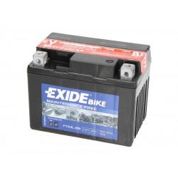 Мото акумулатор EXIDE 12V - YTX4L-BS