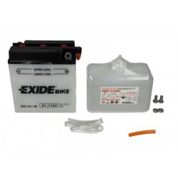 Мото акумулатор EXIDE 6V - 6N11A-1B