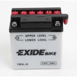 Мото акумулатор EXIDE 12V - YB3L-A