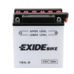 Мото акумулатор EXIDE 12V - YB5L-B