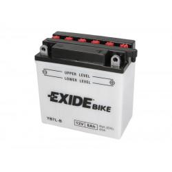 Мото акумулатор EXIDE 12V - YB7L-B