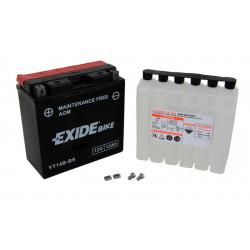 Мото акумулатор EXIDE 12V - YT14B-BS