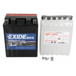 Мото акумулатор EXIDE 12V -YTX14AH-BS