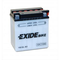 Мото акумулатор EXIDE 12V -YB10L-B2