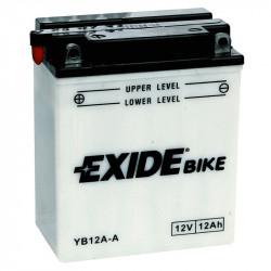 Мото акумулатор EXIDE 12V - YB12A-A