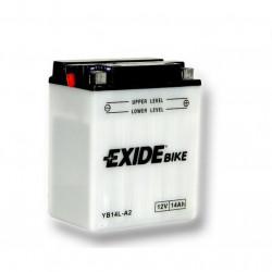 Мото акумулатор EXIDE 12V - YB14L-A2
