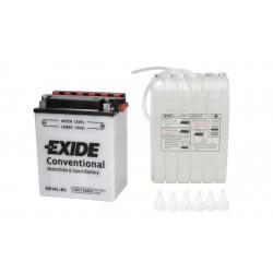 Мото акумулатор EXIDE 12V - YB14L-B2