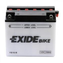 Мото акумулатор EXIDE 12V - YB16-B