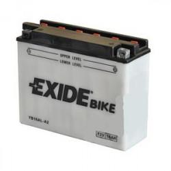 Мото акумулатор EXIDE 12V - YB16AL-A2