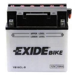 Мото акумулатор EXIDE 12V - YB16CL-B