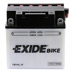 Мото акумулатор EXIDE 12V - YB16L-B