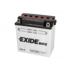 Мото акумулатор EXIDE 12V - YB9-B