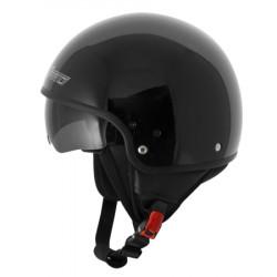 Каска за скутер A-PRO SNIPER BLACK