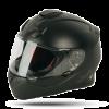 Kаска NITRO N3100 UNO BLACK MATT thumb