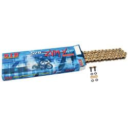 Двойно подсилена мото верига DID 520ZVMXG&G 114-звена DID520ZVMXG&G114