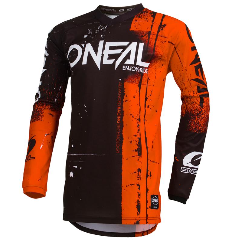Мотокрос блуза O'NEAL ELEMENT SHRED ORANGE