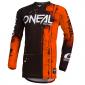 Мотокрос блуза O'NEAL ELEMENT SHRED ORANGE  thumb