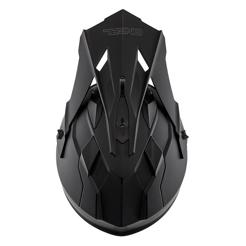 Каска O'NEAL 2SERIES FLAT BLACK MATT thumb