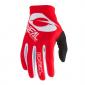 Мотокрос ръкавици O'NEAL MATRIX ICON RED thumb