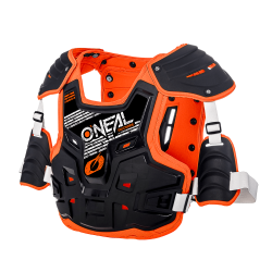 Мотокрос броня O`NEAL PXR STONE SHIELD BLACK/ORANGE